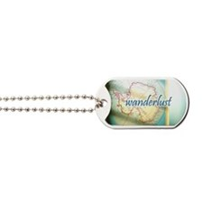 Wanderlust Dog Tags
