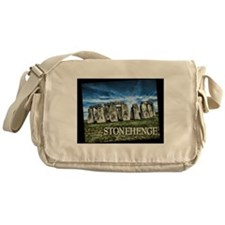 Stonehenge Great Britain Messenger Bag