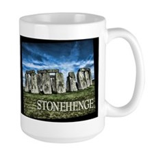 Stonehenge Great Britain Mugs