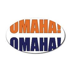 Omaha Omaha Wall Decal