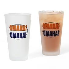 Omaha Omaha Drinking Glass