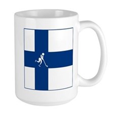 Team Ice Hockey Finland Mug