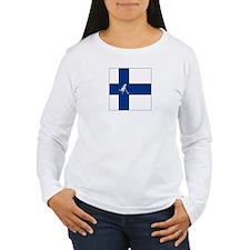 Team Ice Hockey Finlan T-Shirt