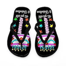Fabulous 45th Flip Flops