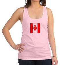Team Ice Hockey Canada Racerback Tank Top