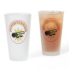 HYPERTENSION Drinking Glass