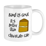 Band Is Great Mug