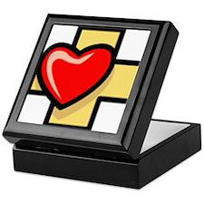 Love the Cross Keepsake Box