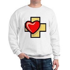 Love the Cross Sweatshirt