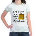 Band Is Great Jr. Ringer T-Shirt