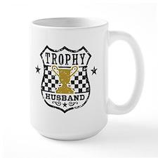 Trophy Husband Mugs