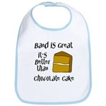 Band Is Great Bib