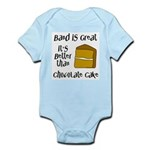 Band Is Great Infant Bodysuit
