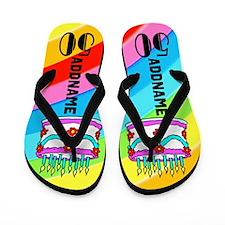 Fashionable 50Th Flip Flops