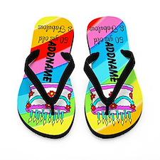 Celebrate 50 Flip Flops