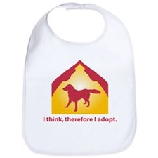 Flat-Coated Retriever Bib