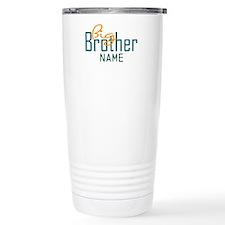 Add Name Big Brother Print Travel Mug
