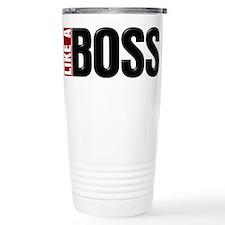Cute Funny boss Travel Mug