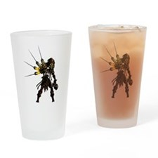 scarecrow Drinking Glass