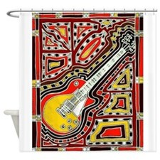 Art of G Shower Curtain