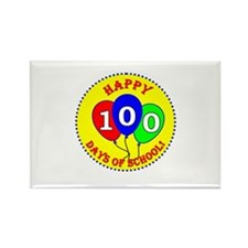 100th Day of School Magnets