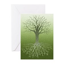 Meditative Solstice Greeting Cards (Pk Of 20)