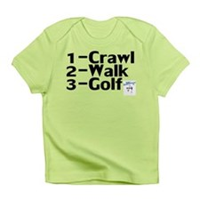 Cute Humorous golf Infant T-Shirt