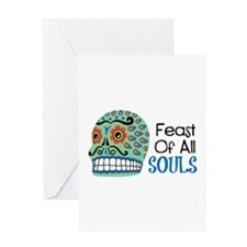 Feast Of All Souls Greeting Cards