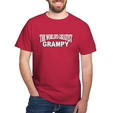 """The World's Greatest Grampy"" T-Shirt"