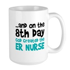 ER Nurse Creation Mug