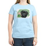 Labrador Art  Women's Pink T-Shirt
