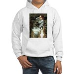 Ophelia & Boxer Hooded Sweatshirt