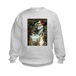 Ophelia & Boxer Kids Sweatshirt