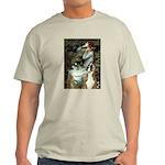Ophelia & Boxer Light T-Shirt