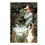 Ophelia & Boxer Postcards (Package of 8)