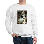 Ophelia & Boxer Sweatshirt