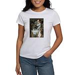 Ophelia & Boxer Women's T-Shirt