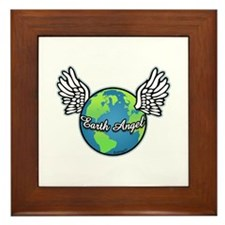 Earth Angel Framed Tile