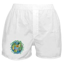 Earth Day 2007 Boxer Shorts