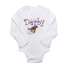 My First Derby (girl) Body Suit
