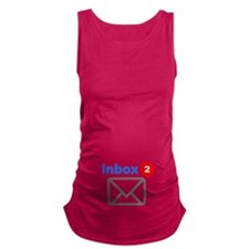 Inbox (Twins) Maternity Tank Top