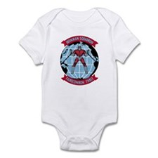 VQ 3 Ironman Infant Bodysuit
