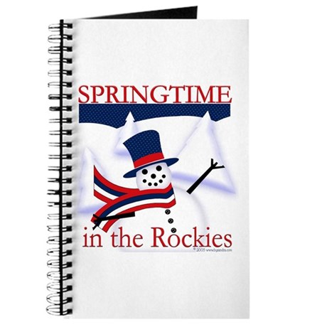 Springtime in the Rockies Journal