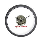 PITCH PIPE Wall Clock