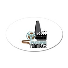 Future Filmmaker Wall Decal