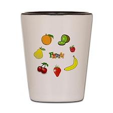 Fruits Shot Glass