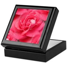 Visions Of Pink 2 Keepsake Box