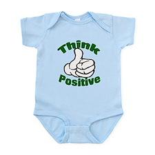 Think Positive Body Suit