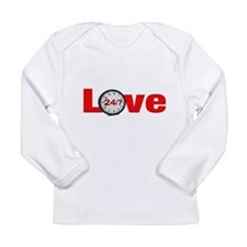 Love 24/7 Long Sleeve T-Shirt