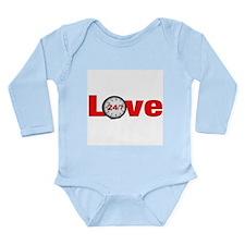 Love 24/7 Body Suit